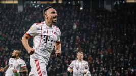 Ribery wants to extend Bayern stay