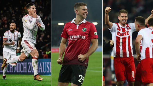 19. Spieltag Bundesliga