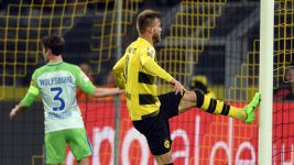Dortmund rue missed chances against Wolfsburg