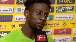 "Watch: Origi: ""We're happy with a point"""