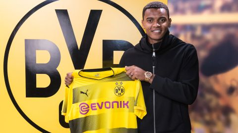 10 things on new BVB defender Manuel Akanji