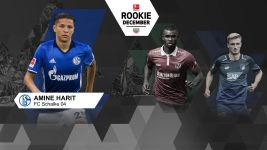 Harit named Rookie of the Month