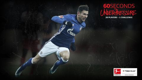 Watch: 60 Seconds Under Pressure: Goretzka