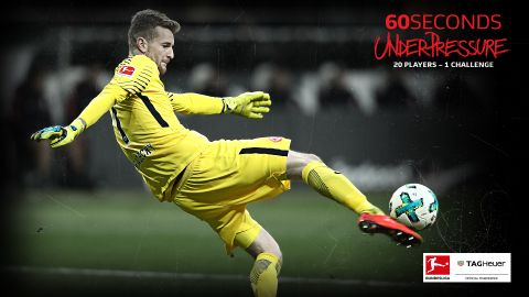 60 Seconds Under Pressure: Lukas Hradecky
