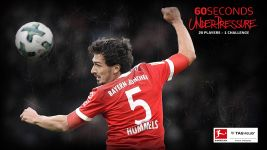 Watch: 60 Seconds Under Pressure: Hummels