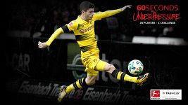 Watch: 60 Seconds Under Pressure: Pulisic