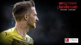 Watch: 60 Seconds Under Pressure: Reus