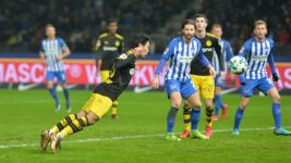 Hertha 1-1 Dortmund: As it happened!