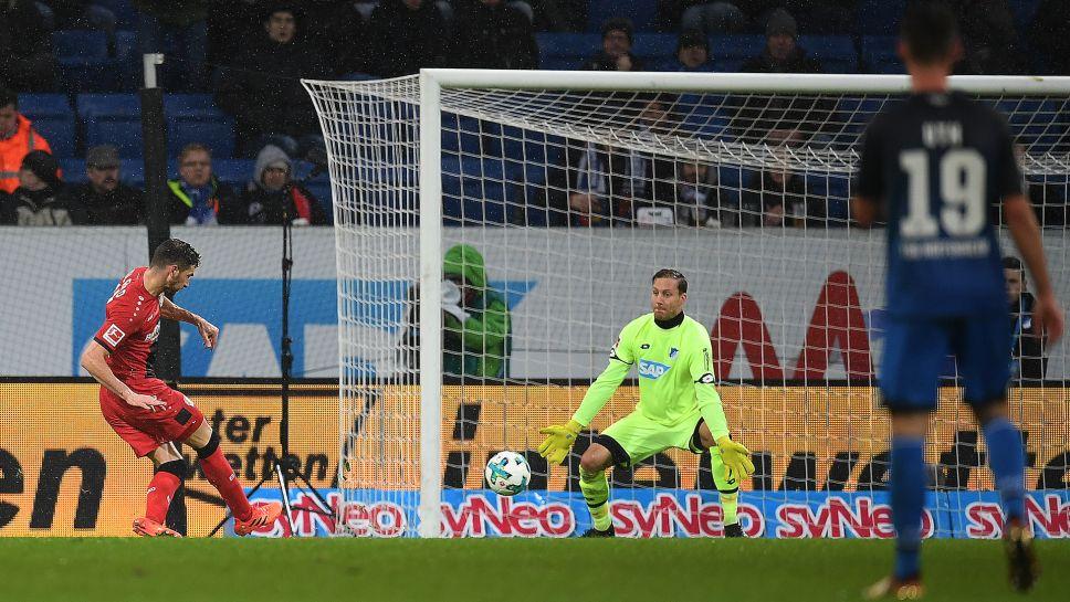 Con doblete del argentino Lucas Alario, el Bayer Leverkusen se impuso con claridad al TSG Hoffenheim por 1-4.