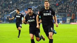 Terodde brace helps Cologne stun Hamburg