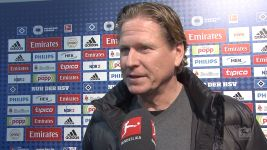 "Watch: Gisdol: ""We're struggling to take chances"""