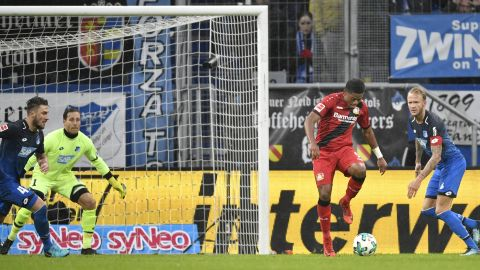 Watch: Leon Bailey's majestic backheel