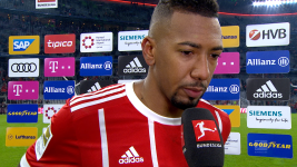 Watch: Boateng singles out Lewandowski for praise