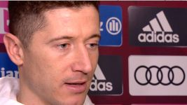 "Watch: Lewandowski ""Really pleased to be back"""