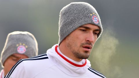 Hummels, cara visible de la campaña #Stop10Seconds
