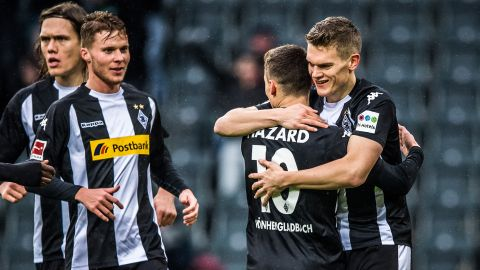 Watch: Gladbach 2-0 Augsburg