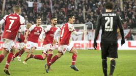Watch: Mainz 3-2 Stuttgart
