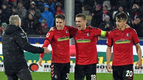 Watch: Freiburg 2-1 RB Leipzig