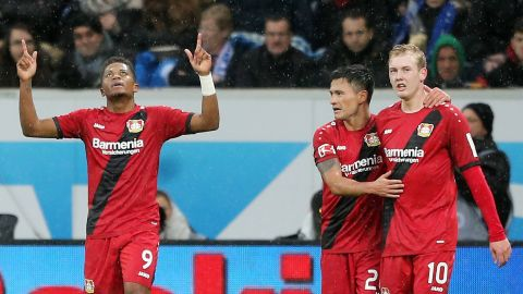 Watch: Hoffenheim 1-4 Leverkusen