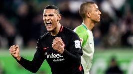 Watch: Wolfsburg 1-3 Frankfurt