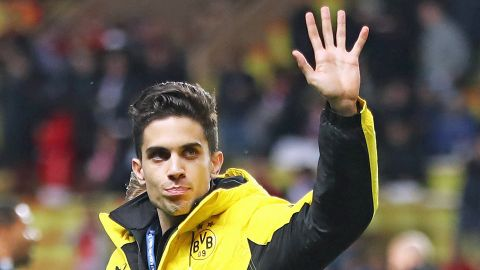 Marc Bartra leaves Dortmund for Real Betis