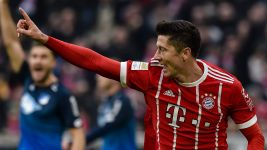 Bayern bounce back to down Hoffenheim 