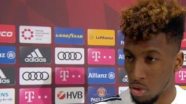 "Watch: Coman: ""We're very focused"""