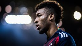 Kingsley Coman's long-term vision