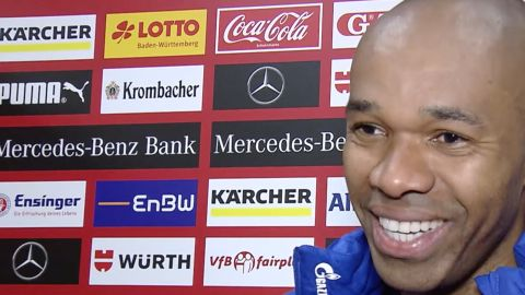 Watch: Naldo delighted to break Ze Roberto record