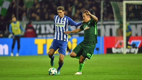 Bremen 0-0 Hertha: As it happened!