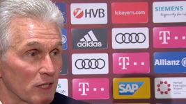 "Watch: Heynckes: ""We spoiled the crowd"""