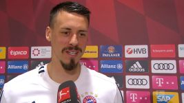 "Watch: Wagner: ""I'm the best German striker"""