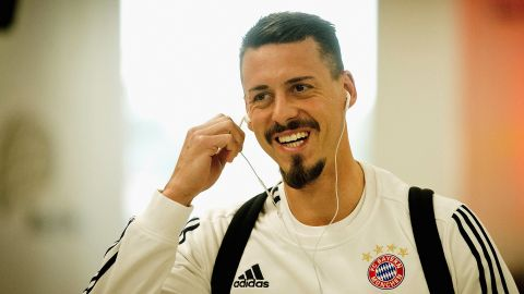 "Wagner: ""I'm the best German striker"""