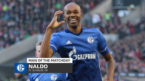 Naldo: MD20's Man of the Matchday