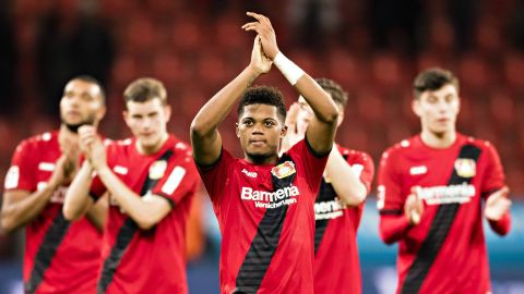 Bailey stunner powers Leverkusen past Mainz