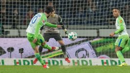 Malli stunner gives Wolfsburg win in Hannover