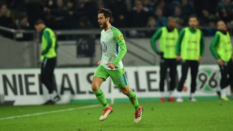 Hannover 0-1 Wolfsburg: As it happened!