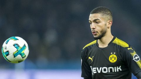 Dortmund's Toljan an option for USA?