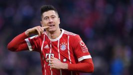 No place like home for goal machine Lewandowski