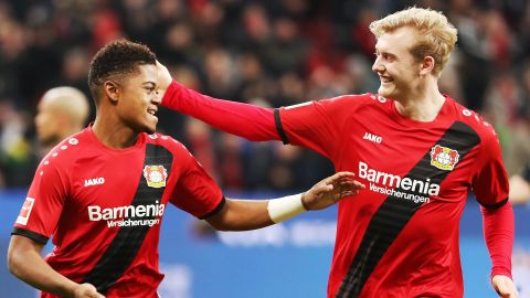 Watch: Leverkusen 2-0 Mainz