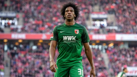 Watch: Cologne 1-1 Augsburg