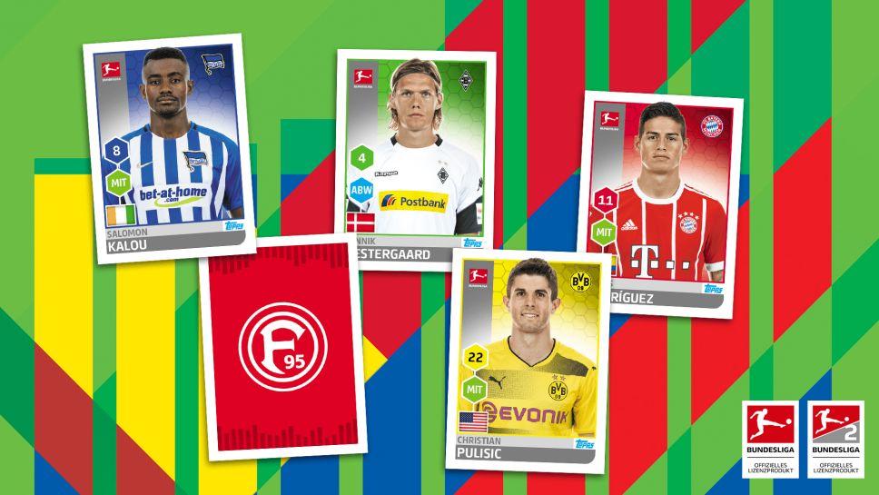 Topps Bundesliga Gewinnspiel