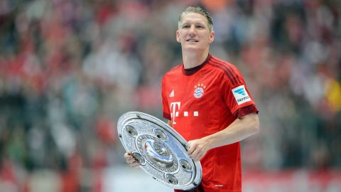 Watch: Schweinsteiger: Made in the Bundesliga