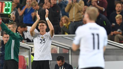 Werner confident he's Germany's first choice