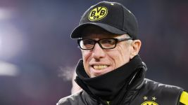 Peter 'Stability' Stöger steering BVB on course