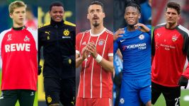 The Bundesliga's top 5 winter transfers