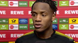 "Watch: Batshuayi: ""Everything is perfect"""