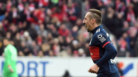 "Franck Ribery: ""Two more years at the top"""