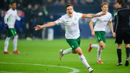 Late drama as Bremen beat Schalke