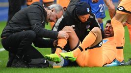 Demirbay suffers ankle ligament damage